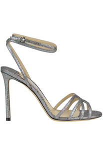Mimi glittered sandals Jimmy Choo