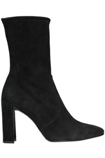 Suede ankle-boots Stuart Weitzman