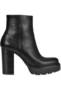 Asia leather ankle boots Vic Matiè