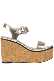 'Nylan' wedge sandals Jimmy Choo