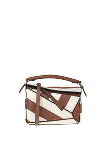 Puzzle mini leather bag Loewe