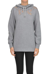 Hooded pullover Ermanno by Ermanno Scervino