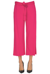 'Ciro' cropped trousers Pinko