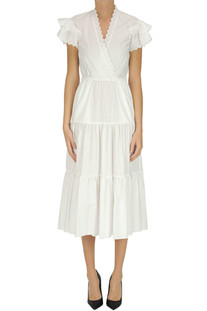 Cotton dress PHILOSOPHY di Lorenzo Serafini