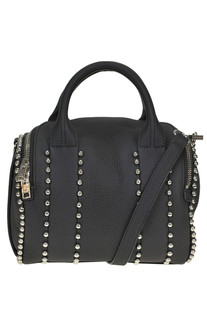 Rockie studded leather bowling bag Alexander Wang