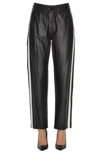 Leather trousers Federica Tosi