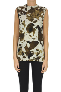 Animal print top Golden Goose Deluxe Brand