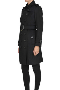 'The Sandringham' cashmere trench coat Burberry