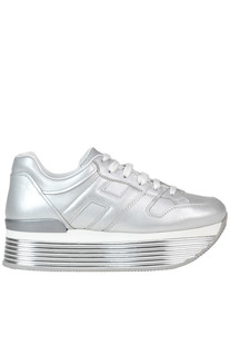'Maxi P' wedge sneakers Hogan
