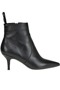 Leather ankle boots Guess