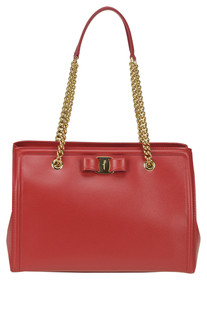 Melike leather bag Salvatore Ferragamo