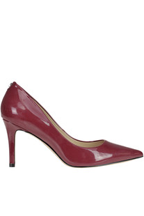 Patent-leather pumps Guess