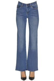 'Raffaella' flared jeans Seven for all mankind