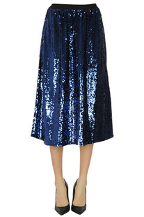 Sequined midi skirt Bellerose