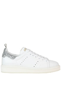 'Starter' leather sneakers Golden Goose Deluxe Brand