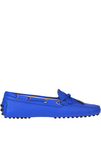 'Heaven' leather loafers Tod's