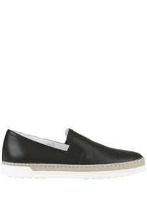 Leather slip-on Tod's