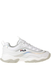 Ray M Low leather sneakers Fila