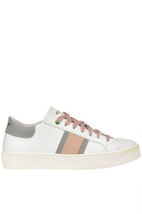 Leather sneakers Womsh