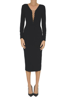 Modal sheath dress T Alexander Wang