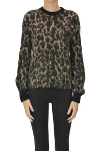 Animal print pullover Golden Goose Deluxe Brand