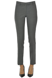 Wool trousers True Royal