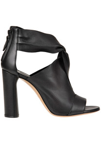 Nappa leather sandals Casadei