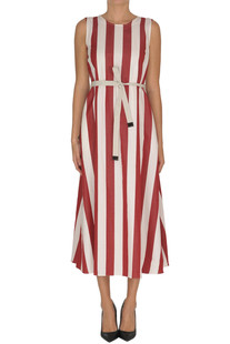 Striped dress 'S  Max Mara