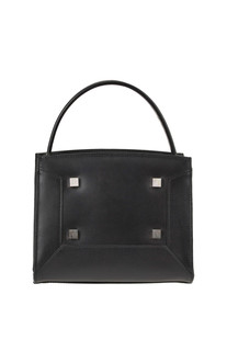 'M Mini' leather bag M'anurina