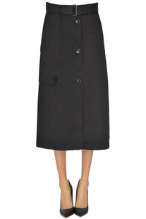 Cargo style skirt Dries Van Noten
