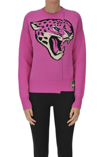 Printed pullover Nervure