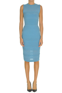 Knitted sheath dress Twin-set  Simona Barbieri