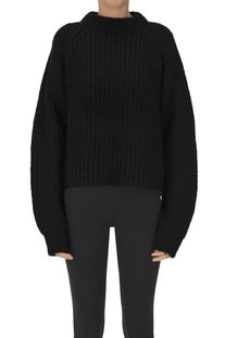 Ribbed knit pullover Humanoid