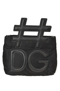 'Instabag' leather and nylon bag Dolce e Gabbana