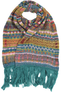 Textured knit scarf  Missoni
