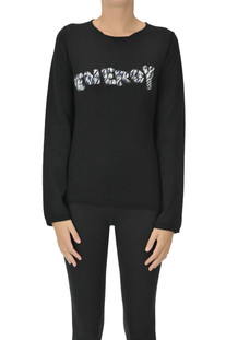 Embroidered pullover Comme des Garcons