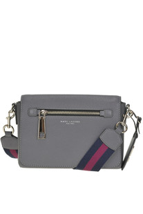 Leather crossbody bag Marc Jacobs