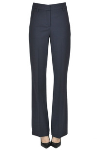 Marion wool trousers Dondup