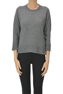 Cashmere and wool pullover Incontro 7