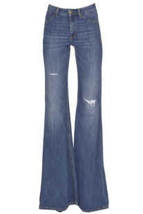 'Blue' flared leg jeans Dondup