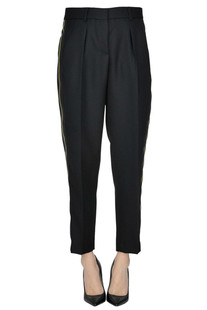 Wool trousers Tara Jarmon