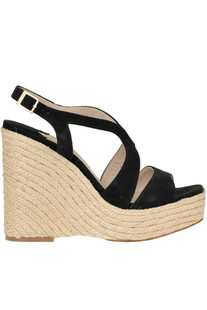 Suede wedge sandals Paloma Barcelò