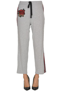 Viscose jogging trousers Sweet Matilda