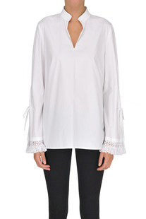 Cotton blouse Tory Burch