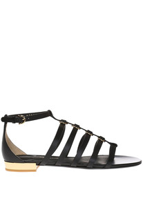 Leather sandals  Salvatore Ferragamo