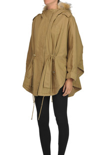 Padded parka Twin-set  Simona Barbieri