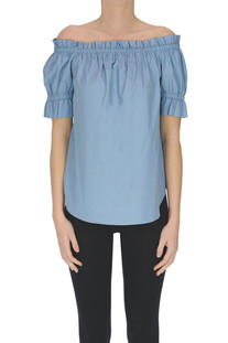 Cotton top Michael Michael Kors