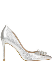 Jewel buckle pumps Guess
