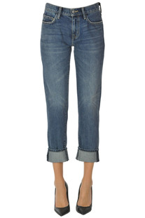 Jeans cropped Current Elliott