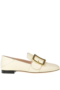 Janelle leather mocassins Bally
